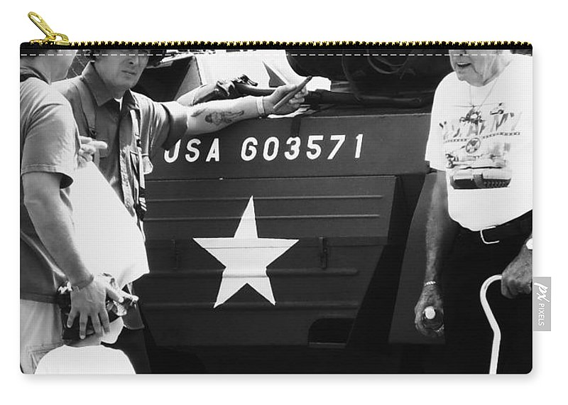 Generations Carry-all Pouch featuring the photograph Generations by Kimberly Perry