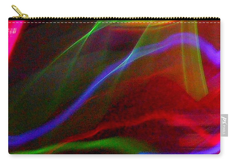 Good Carry-all Pouch featuring the photograph Saturation by James Welch