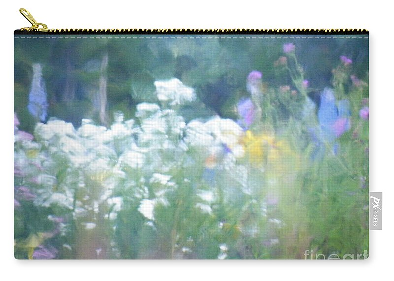 Giverny Carry-all Pouch featuring the photograph Giverny North Number Two by Brian Boyle