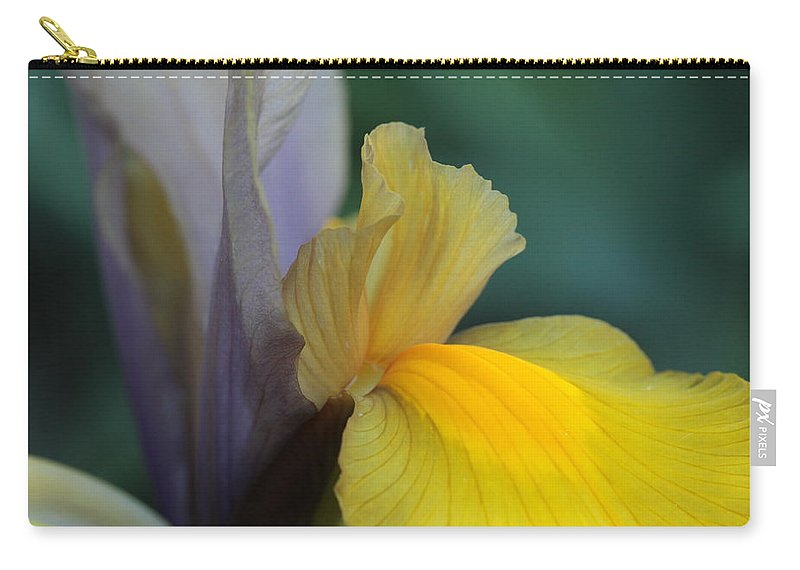 Connie Handscomb Carry-all Pouch featuring the photograph Goddess Of The Rainbow by Connie Handscomb