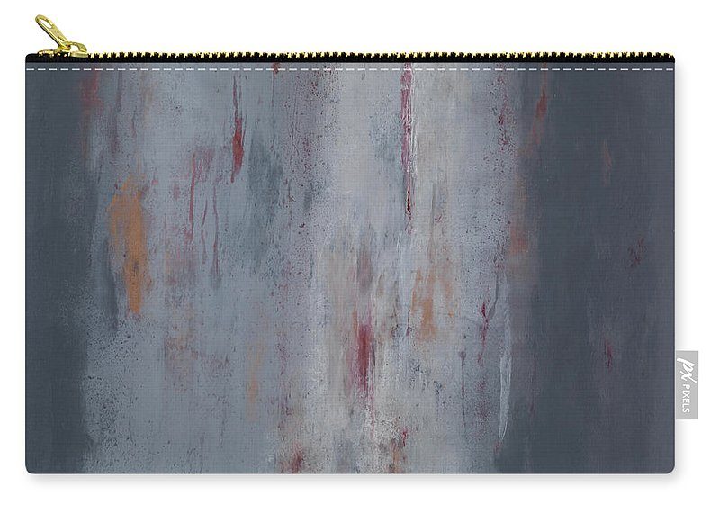 Mississippi Carry-all Pouch featuring the painting Goin' With The Flow by Mark Witzling