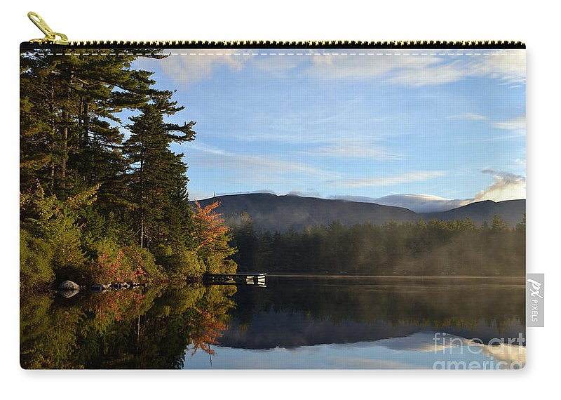 Fall Foliage Carry-all Pouch featuring the photograph Golden 5114 by Terri Winkler