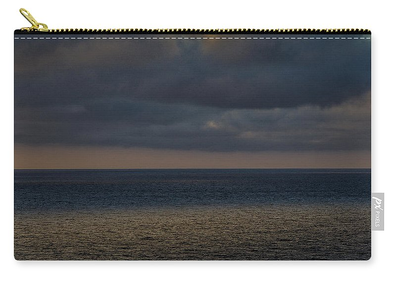 Water Carry-all Pouch featuring the photograph Golden Hour by Jose Bispo
