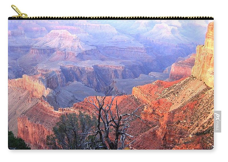 Grand Canyon Carry-all Pouch featuring the photograph Grand Canyon 67 by Will Borden