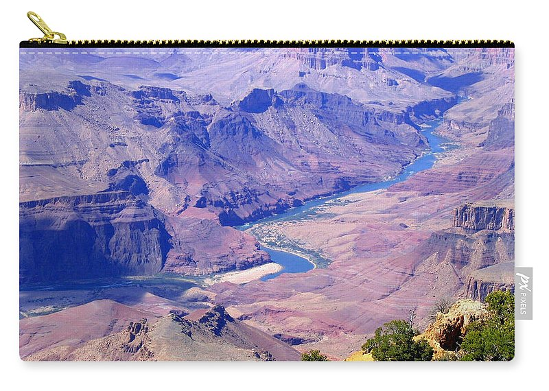 Grand Canyon Carry-all Pouch featuring the photograph Grand Canyon 71 by Will Borden