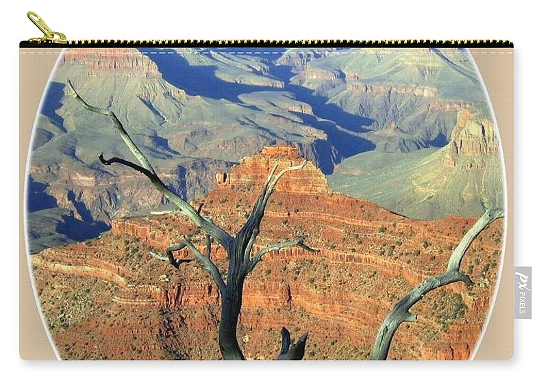Grand Canyon 77 Carry-all Pouch featuring the photograph Grand Canyon 77 by Will Borden