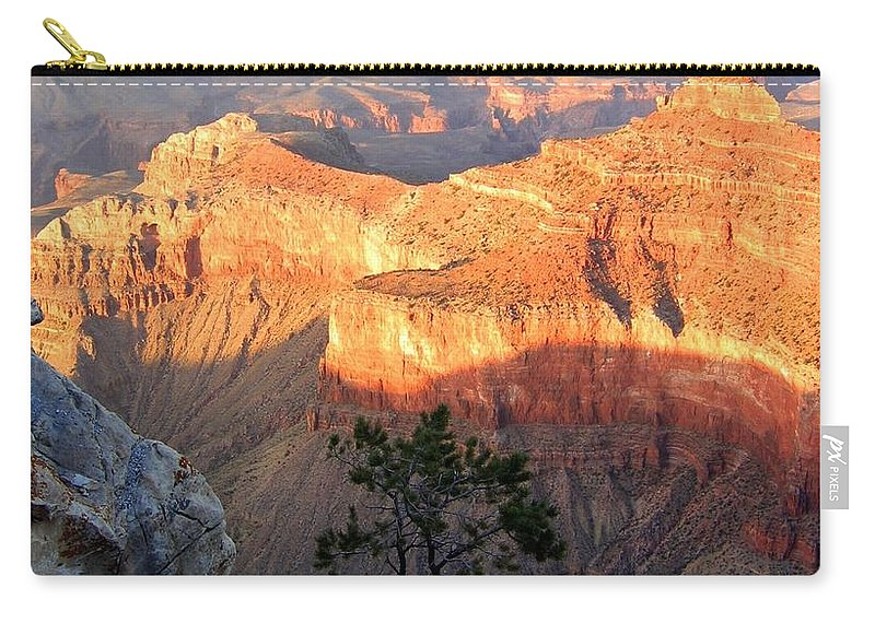 Grand Canyon 83 Carry-all Pouch featuring the photograph Grand Canyon 83 by Will Borden
