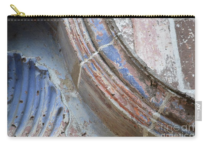 Groovy Carry-all Pouch featuring the photograph Groovy Oldie Number 2 by Brian Boyle