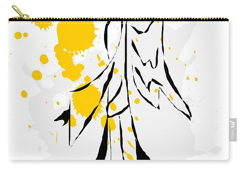 Graphics Carry-all Pouch featuring the digital art Gv082 by Marek Lutek