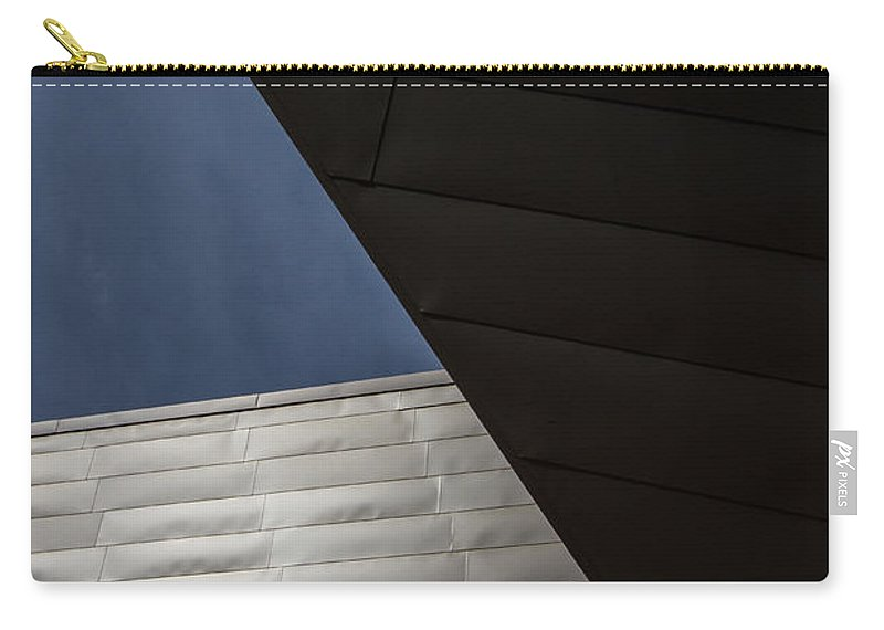 Denver Carry-all Pouch featuring the photograph Half A by Dayne Reast