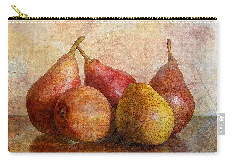 Apple Carry-all Pouch featuring the photograph Half Of Ten by Heidi Smith