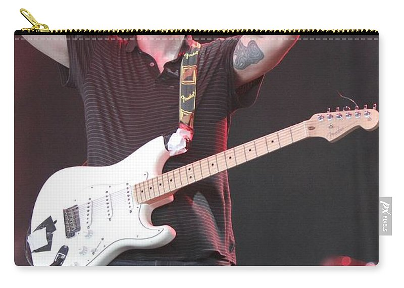 Concert Appearance Carry-all Pouch featuring the photograph Health by Concert Photos