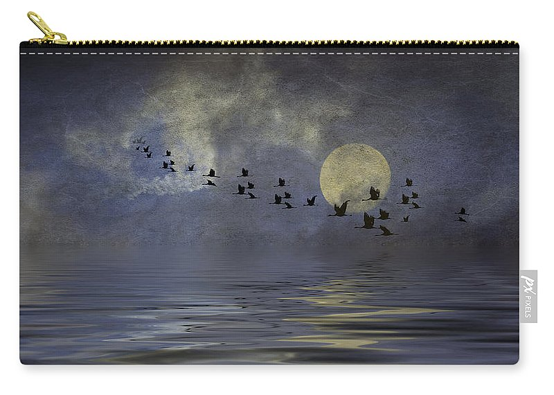 Heavens Gate Carry-all Pouch featuring the photograph Heavens Gate by Diane Schuster