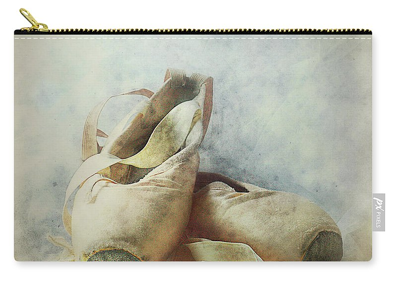Netherlands Carry-all Pouch featuring the photograph Her Life, Her World....her Shoes by Bob Van Den Berg Photography