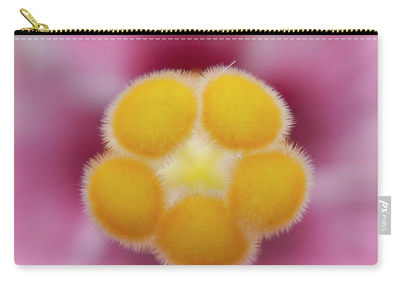 Heiko Carry-all Pouch featuring the photograph Hibiscus by Heiko Koehrer-Wagner