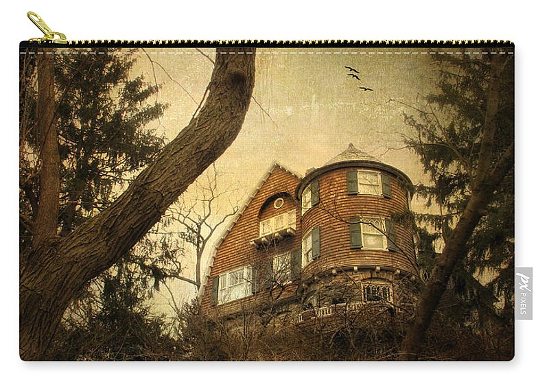 Home Carry-all Pouch featuring the photograph Hideaway by Jessica Jenney