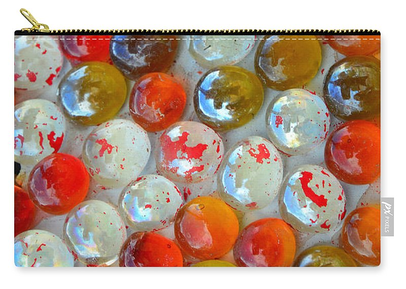 Still Life Carry-all Pouch featuring the photograph High Rollers by Lauren Leigh Hunter Fine Art Photography