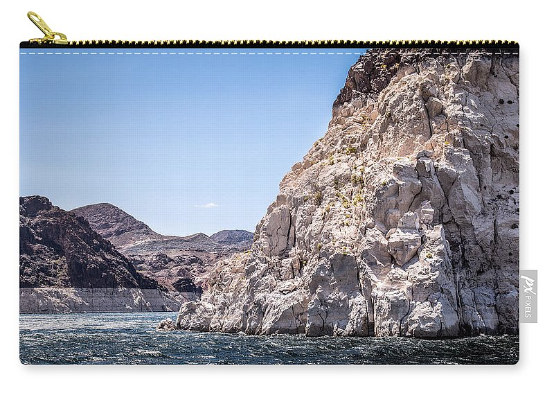 Daniel J. Kmiecik Carry-all Pouch featuring the photograph High Water Level by Onyonet Photo Studios