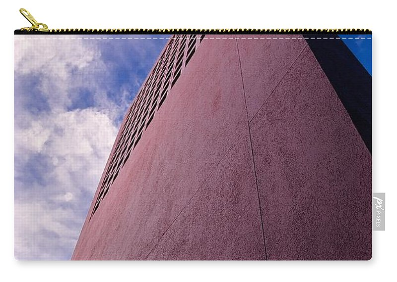 Higher Carry-all Pouch featuring the photograph Higher Expectations by Charles Dobbs