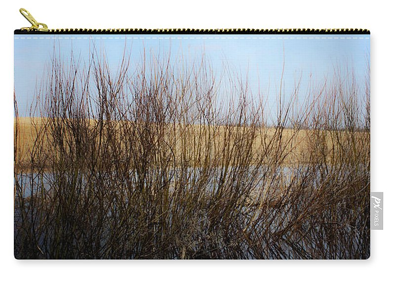 Landscapes Carry-all Pouch featuring the photograph Highway Seven by The Artist Project