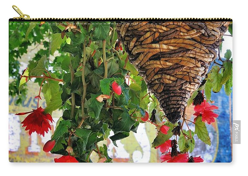 Historic Carry-all Pouch featuring the photograph Historic by Skip Hunt