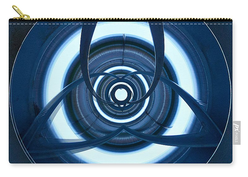 Lehto Carry-all Pouch featuring the photograph Holding Lines by Jouko Lehto