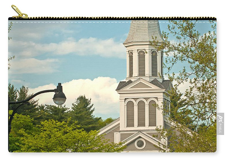 holy Family Carry-all Pouch featuring the photograph Holy Family by Paul Mangold