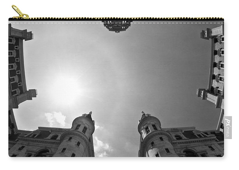 Canon Carry-all Pouch featuring the photograph Horizon by Paul Watkins