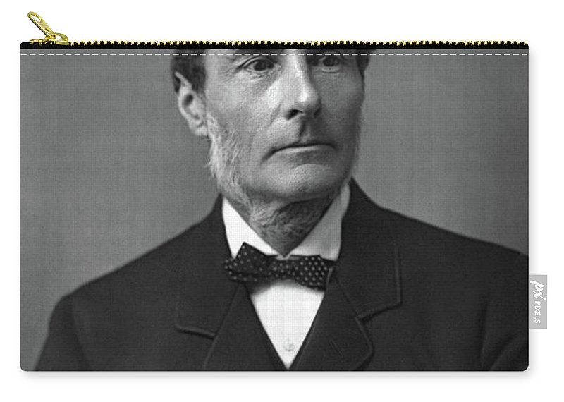 1890 Carry-all Pouch featuring the photograph Hugh Grosvenor (1825-1899) by Granger