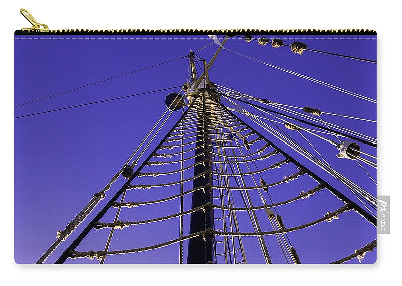 Tall Carry-all Pouch featuring the photograph If You Dare by Joe Geraci
