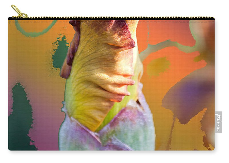 Landscapes Carry-all Pouch featuring the digital art Img 27 by Steve Herndon