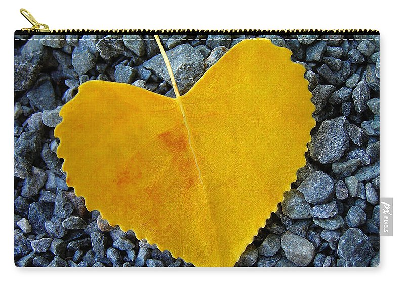 Love Carry-all Pouch featuring the photograph In Love ... by Juergen Weiss
