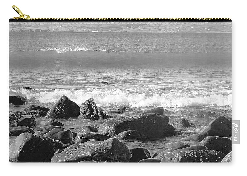 Ireland Carry-all Pouch featuring the photograph Irish Coast by Tiffany Erdman