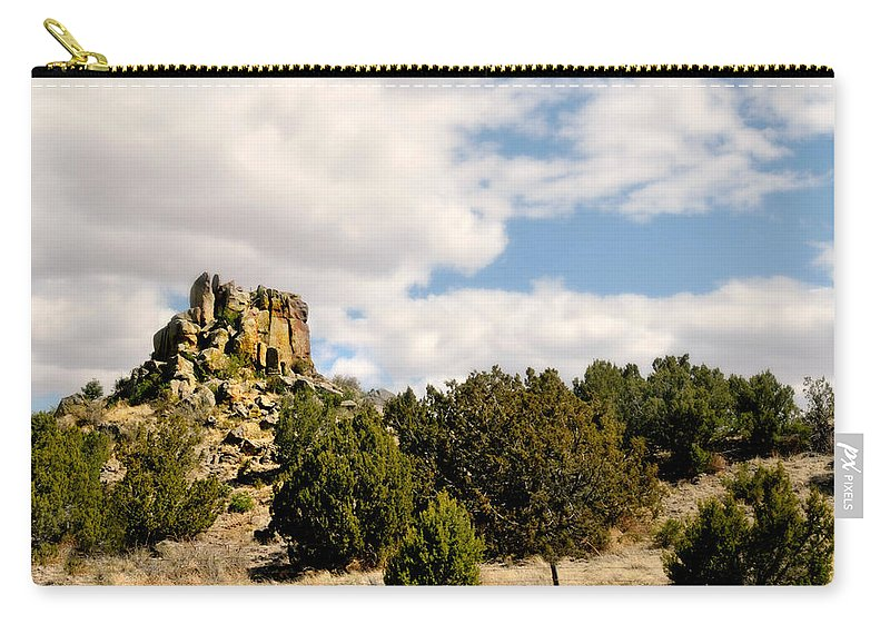 Landscape Carry-all Pouch featuring the photograph It Rocks by Diana Angstadt