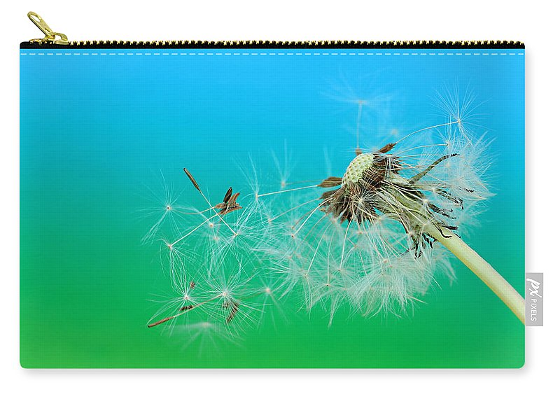 Drops Carry-all Pouch featuring the photograph It's Summer by Heike Hultsch