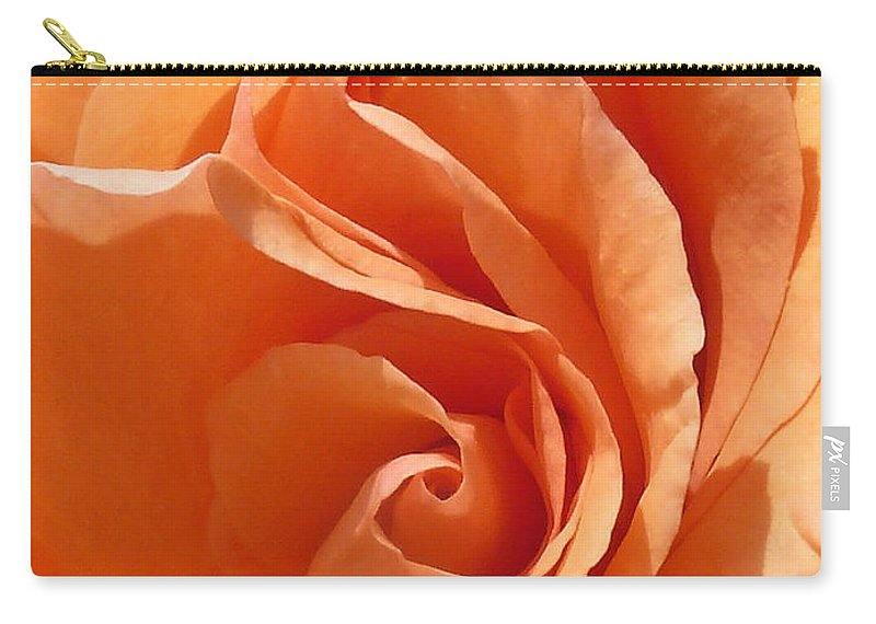 Beautiful Carry-all Pouch featuring the photograph I've Got Curves by Steve Taylor
