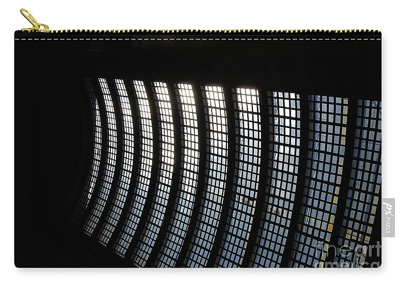 Architecture Carry-all Pouch featuring the photograph Jammer Architecture 001 by First Star Art