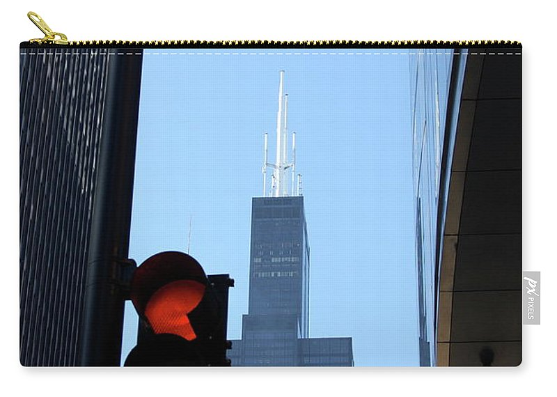 Architecture Carry-all Pouch featuring the photograph Jammer Architecture 007 by First Star Art