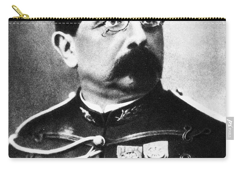 19th Century Carry-all Pouch featuring the photograph Jean-francois Villemin by Granger