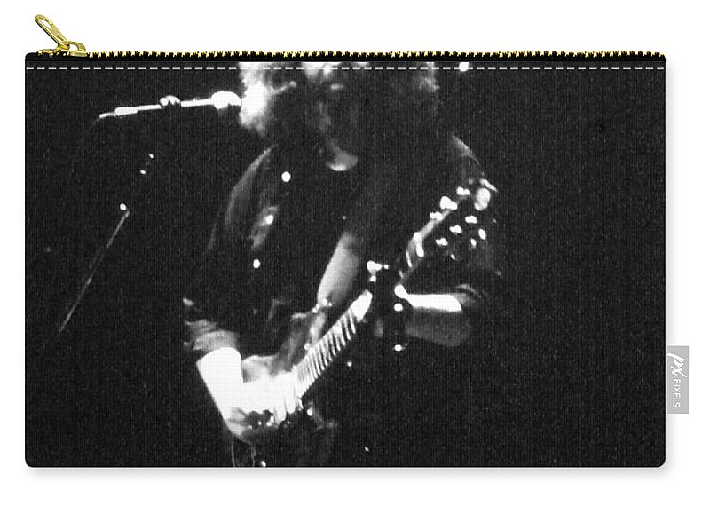 Music Carry-all Pouch featuring the photograph The Spectrum - Grateful Dead by Susan Carella