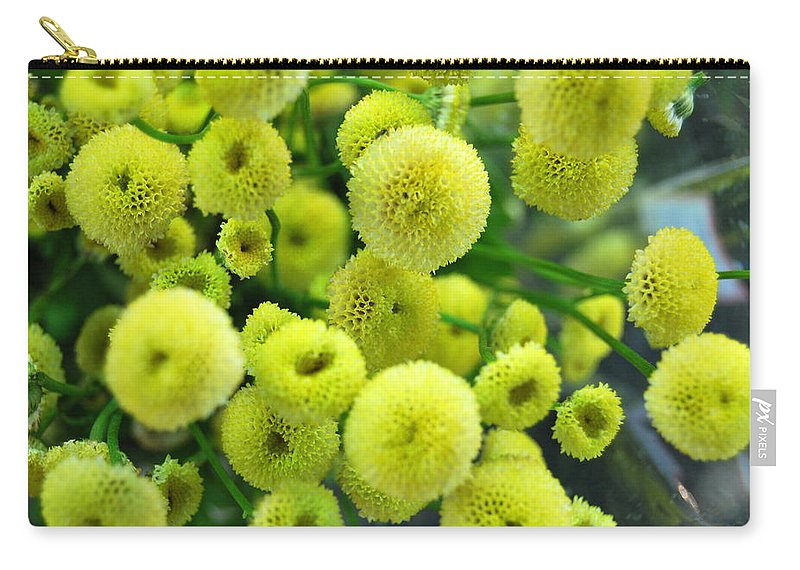 Carry-all Pouch featuring the photograph Joy Of Spring by Riad Belhimer