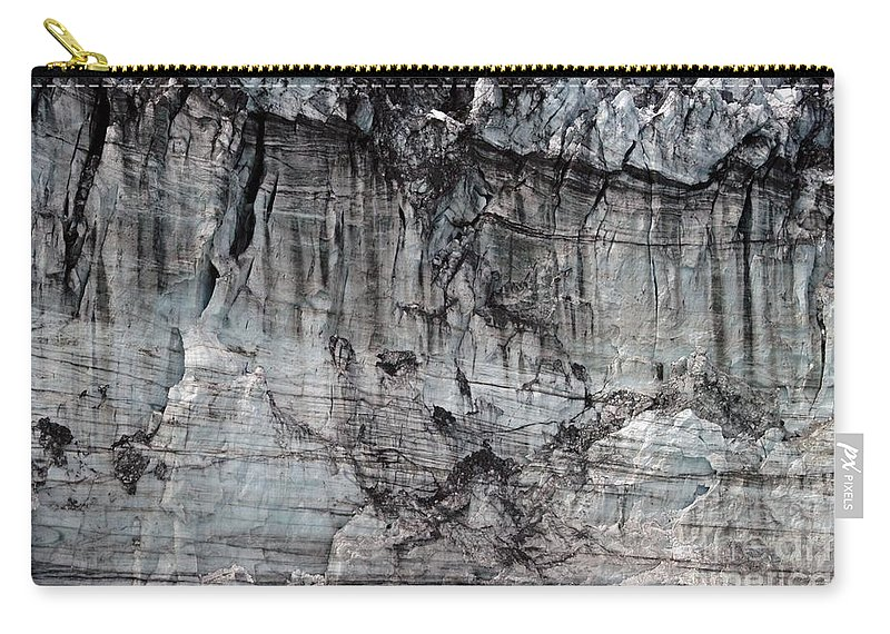 Alaska Carry-all Pouch featuring the photograph Just Huge by Joseph Yarbrough