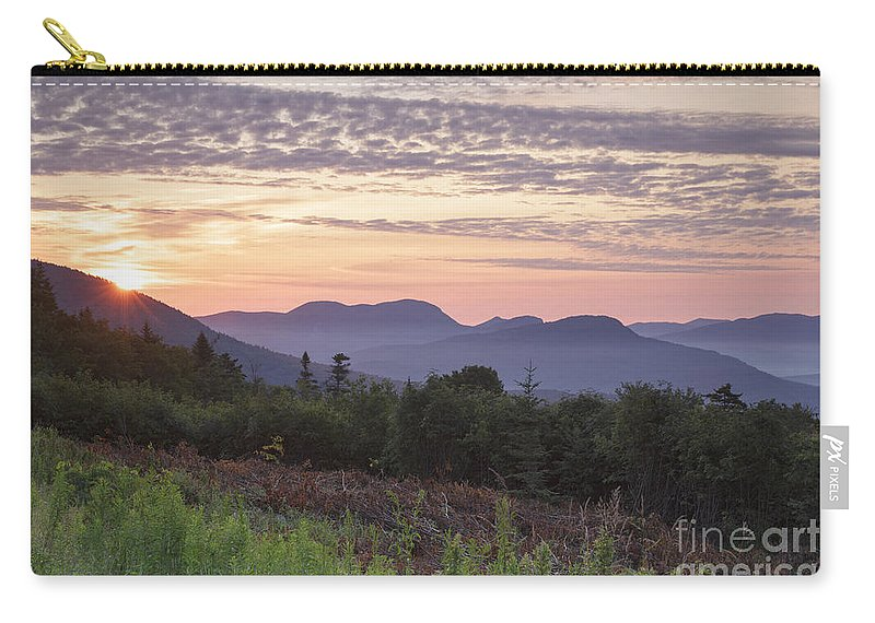 C.l. Graham Wangan Grounds Carry-all Pouch featuring the photograph Kancamagus Highway - White Mountains New Hampshire USA by Erin Paul Donovan