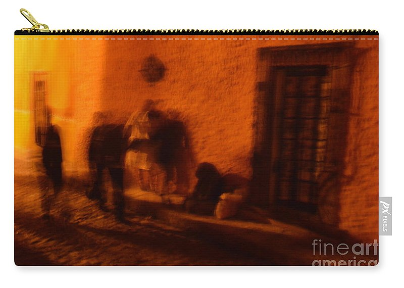 Keeping Still Carry-all Pouch featuring the photograph Keeping Still by Brian Boyle