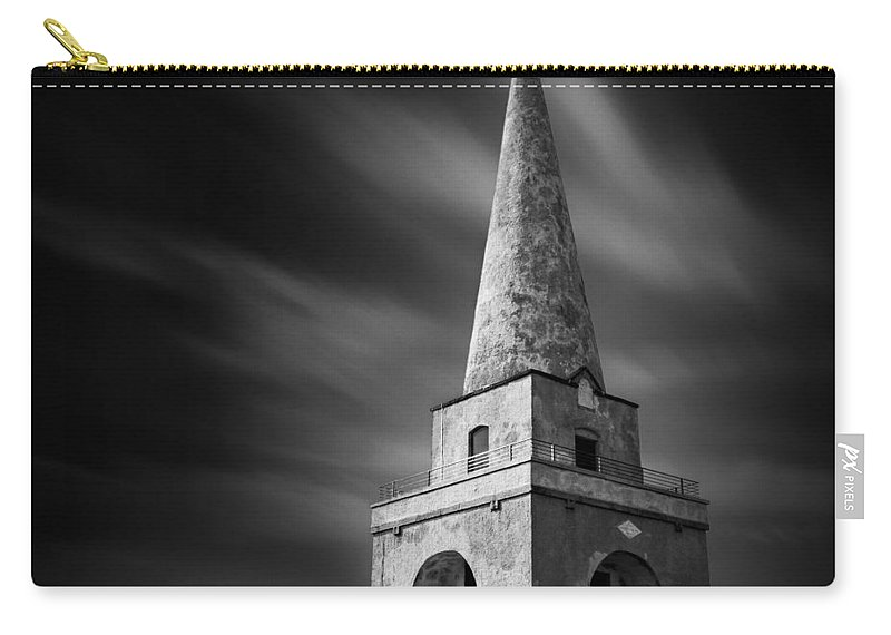Dublin Carry-all Pouch featuring the photograph Killiney Hill by Ian Good