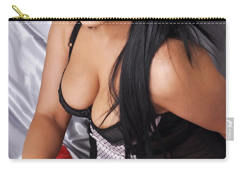 Yhun Suarez Carry-all Pouch featuring the photograph Kimberley2 by Yhun Suarez