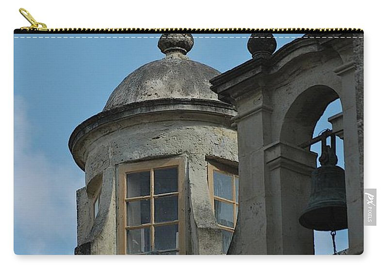 Bells Carry-all Pouch featuring the photograph Knights Templar by Joseph Yarbrough