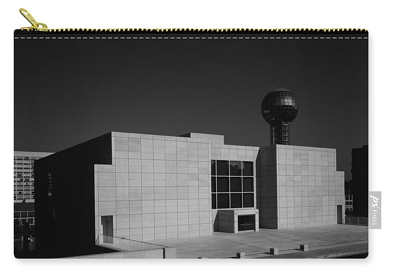 Knoxville Carry-all Pouch featuring the photograph Knoxville Museum Of Art by Mountain Dreams