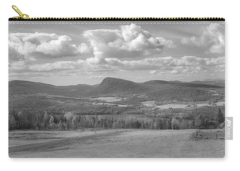 Lake Willoughby Carry-all Pouch featuring the photograph Lake Willoughby Vermont by Richard Rizzo