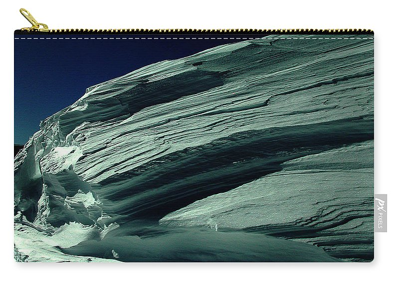 Colette Carry-all Pouch featuring the photograph Late Day In The Mountain by Colette V Hera Guggenheim